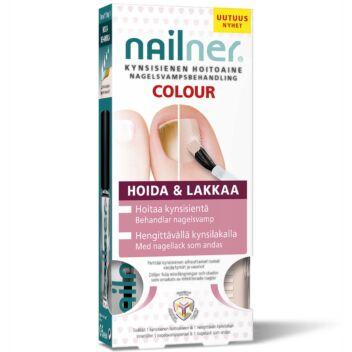 NAILNER HOIDA & LAKKAA 2X5 ML