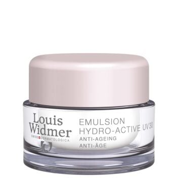 LOUIS WIDMER EMULSION HYDRO-ACTIVE SK30 HAJUSTEETON 50 ML