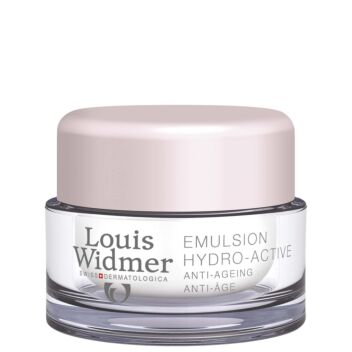 LOUIS WIDMER EMULSION HYDRO-ACTIVE HAJUSTEETON 50 ML