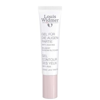 LOUIS WIDMER EYE CONTOUR GEL HAJUSTEETON 15 ML