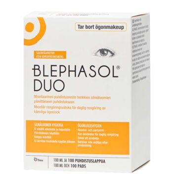 BLEPHASOL DUO 100 ml