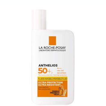 LA ROCHE-POSAY ANTHELIOS INVISIBLE FLUID SPF50+ 50 ML