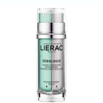 LIERAC SEBOLOGIE PERSISTENT IMPERFECTIONS RESURFACING DOUBLE CONCENTRATE 30 ML