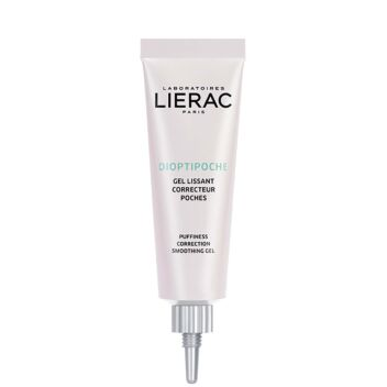 LIERAC DIOPTIPOCHE PUFFINESS CORRECTION SMOOTHING GEL 15 ML