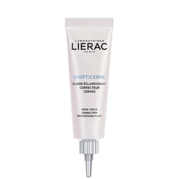 LIERAC DIOPTICERNE DARK CIRCLE CORRECTION BRIGHTENING FLUID 15 ML