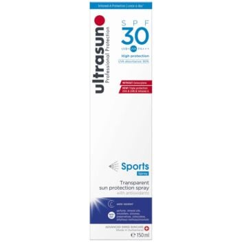ULTRASUN SPORTS SPRAY SPF30 150 ML