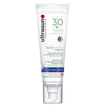 ULTRASUN BODY MINERAL SPF30 100 ML