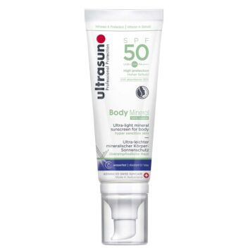 ULTRASUN BODY MINERAL SPF50 100 ML