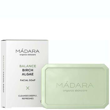 MADARA BALANCE BIRCH & ALGAE FACE SOAP 70 G