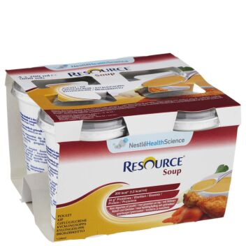 RESOURCE SOUP BROILERIKEITTO 4X200 ML