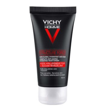 VICHY HOMME STRUCTURE FORCE ANTI-AGEING MOISTURISER 50 ML