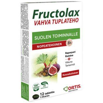 FRUCTOLAX VAHVA TUPLATEHO TABL 12 KPL