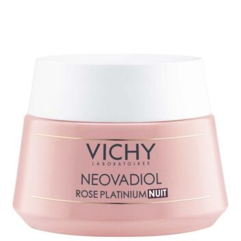 VICHY NEOVADIOL ROSE PLATINIUM NIGHT CREAM 50 ML