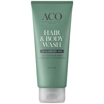 ACO MEN HAIR & BODY WASH 200 ML