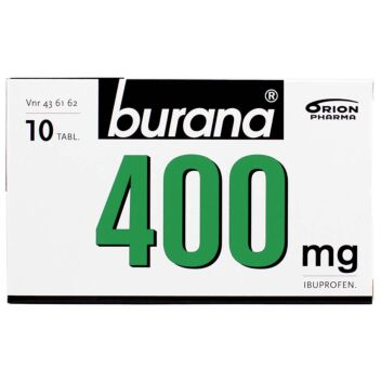 BURANA TABLETTI 400MG