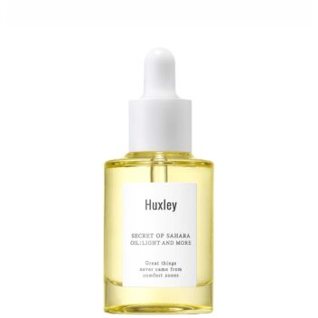 HUXLEY SECRET OF SAHARA OIL; LIGHT AND MORE 30 ML