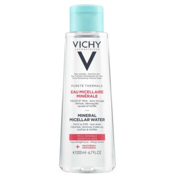 VICHY PURETE THERMALE MINERAL MICELLAR WATER 200 ML
