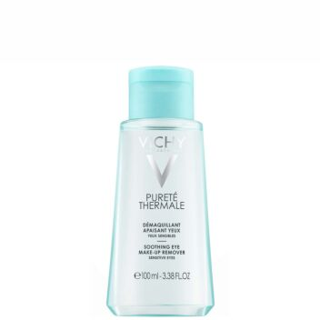 VICHY PURETE THERMALE SOOTHING EYE MAKE-UP REMOVER 100 ML