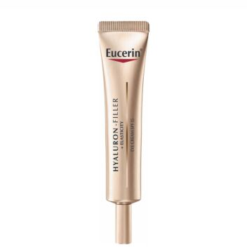 EUCERIN HYALURON-FILLER+ELASTICITY EYE CREAM SPF15 15 ML