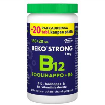BEKO STRONG B12+FOOLIHAPPO+B6 TABL 170 KPL