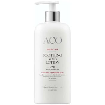 ACO BODY SPECIAL CARE SOOTHING BODY LOTION 300 ML