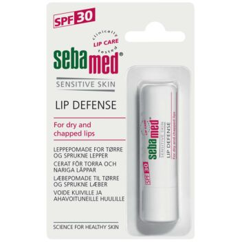 SEBAMED LIP DEFENCE SPF30 HUULIVOIDE 1 KPL