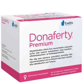 DONAFERTY PREMIUM 2/50/200 ANNOSPUSSI 60 KPL