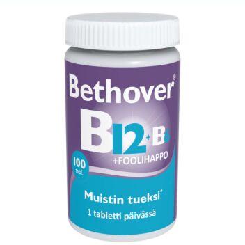 BETHOVER B12+FOOLIHAPPO+B6 TABL 100 KPL