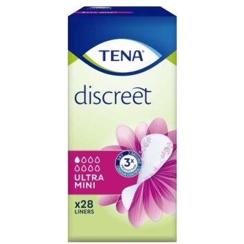 TENA DISCREET ULTRA MINI 761125 28 KPL
