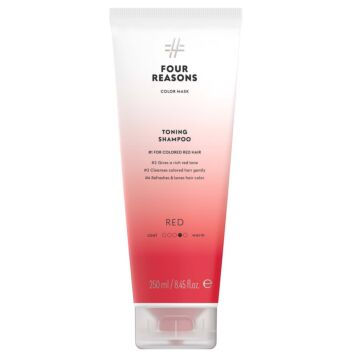 FOUR REASONS COLOR MASK TONING SHAMPOO RED 250 ML