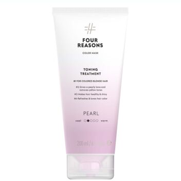 FOUR REASONS COLOR MASK TONING TREATMENT PEARL 200 ML