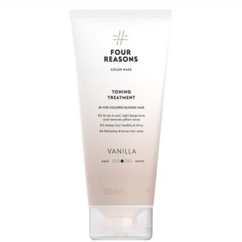 FOUR REASONS COLOR MASK TONING TREATMENT VANILLA 200 ML
