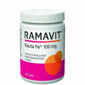 RAMAVIT RAUTA 100 MG TABL 60 KPL