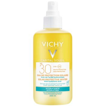 VICHY CAPITAL SOLEIL SOLAR PROTECTIVE WATER HYDRATING SPF30 200 ML