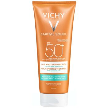 VICHY CAPITAL SOLEIL MULTI-PROTECTION MILK SPF50+ 200 ML