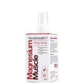 NORDIC HEALTH MAGNESIUM OIL MUSCLE-IHOSUIHKE 100 ML