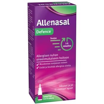 ALLENASAL DEFENCE SPRAY 15 ML