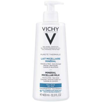 VICHY PURETE THERMALE MINERAL MICELLAR MILK 400 ML