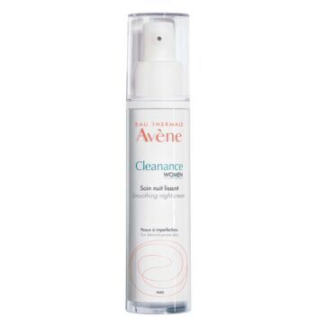 AVENE CLEANANCE WOMEN SMOOTHING NIGHT CREAM 30 ML