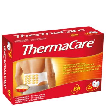 THERMACARE SELKÄ 2 KPL
