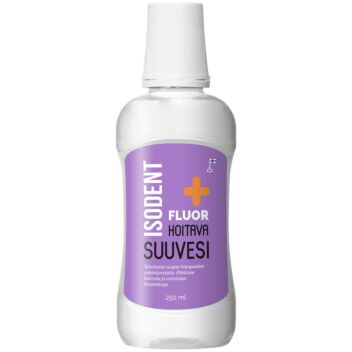 ISODENT FLUOR+ HOITAVA SUUVESI 250 ml