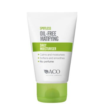 ACO SPOTLESS OIL-FREE MATIFYING DAILY MOISTURISER 60 ML