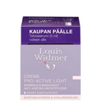 WIDMER PRO-ACTIVE LIGHT / EXTRAIT LIPOSOMAL HAJUSTEETON 50+5 ml
