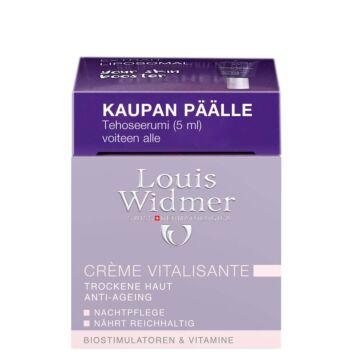 WIDMER VITALIZING CREAM / EXTRAIT LIPOSOMAL HAJUSTETTU 50+5 ml