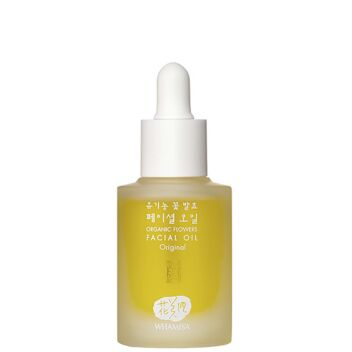 WHAMISA ORGANIC FLOWERS FACIAL OIL 26 ML