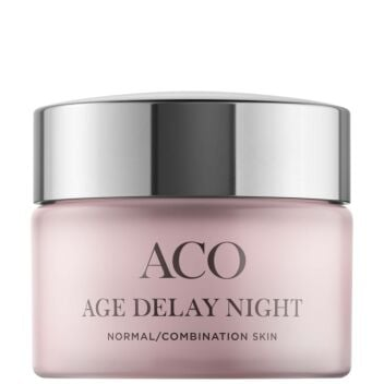 ACO FACE AGE DELAY NIGHT CREAM NORMAL SKIN 50 ML