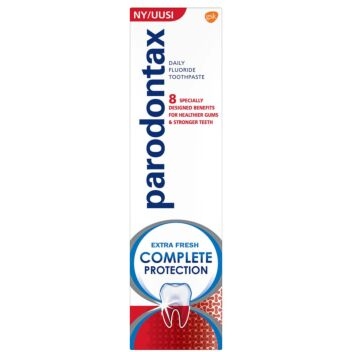 PARODONTAX COMPLETE PROTECTION EXTRA FRESH HAMMASTAHNA 75 ML