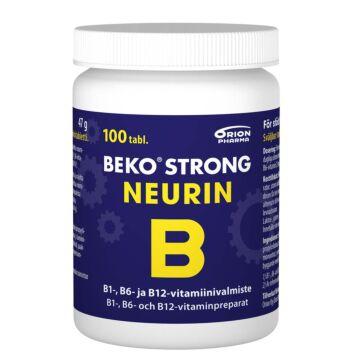 BEKO STRONG NEURIN 150/25/40 MG TABL 100 kpl