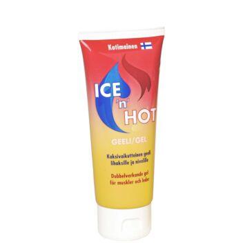 ICE 'N' HOT KAKSIVAIKUTTEINEN KYLMÄ-LÄMPÖGEELI 90 G