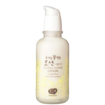 WHAMISA ORGANIC FLOWERS LOTION DOUBLE RICH 150 ML